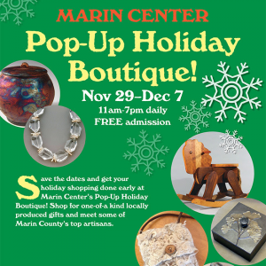 Pop Up Holiday Boutique
