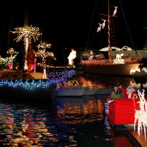 Sausalito Lighted Boat Parade & Fireworks