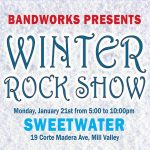 BandWorks Marin Winter Rock Show