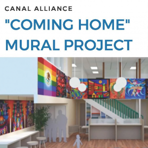 """Mural Project: """"Coming Home"""" - Call for Entry"""