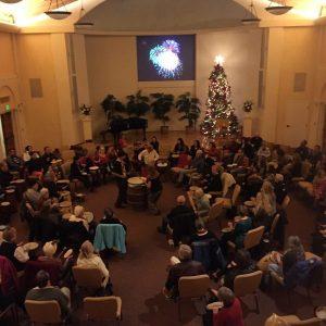 New Years Eve Drumming Circle