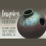 Inspire: Teaching Artists Exhibition