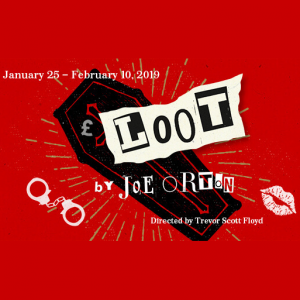 Novato Theater Company presents LOOT
