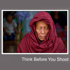 "Education Night - ""Think Before You Shoot"""
