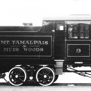 LOCAL>> Engine #9 - Mt. Tamalpais Railway with Fred Runner