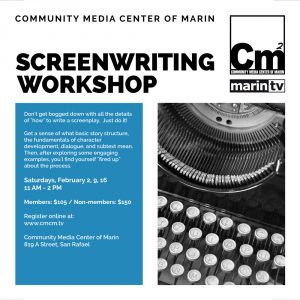 Screenwriting demystified at CMCM