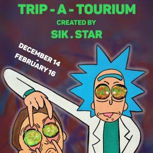 Closing reception for Trip-a-Tourium at CMCM