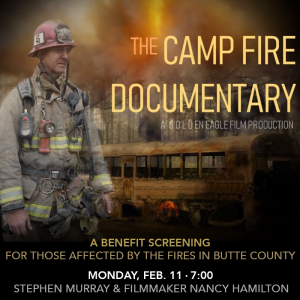 The Camp Fire - Benefit Screening & Q&A