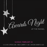 Awards Night at the Rafael