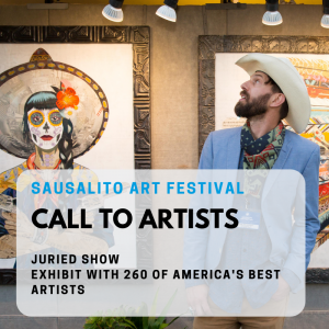 Sausalito Art Festival: Call To Artists