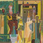 Collage: Jean Varda and The Vallejo - with Elizabeth Stroman
