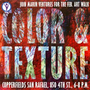 Marin Ventures: Color & Texture