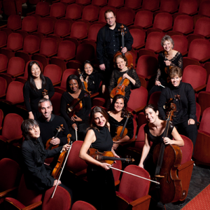 New Century Chamber Orchestra:  Recomposed