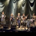 Blame Sally performs at the Osher Marin JCC