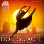 The Royal Ballet: Don Quixote