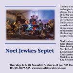 Noel Jewkes Septet ft. Kay Kostopoulos