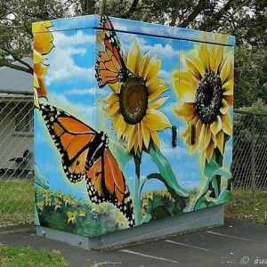 Call for Entry: PaintBox - Utility Box Designs