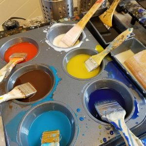 Intro to Encaustics