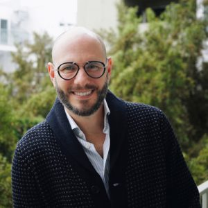 Steven Rowley - The Editor