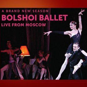 Bolshoi Ballet at the Lark