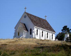 Old St. Hilary's Landmark