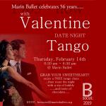 Valentine Date Night Tango