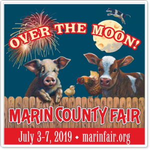2019 Marin County Fair - Over The Moon!