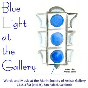 LOCAL>> Blue Light at the Gallery