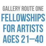 Call to Artists:  Gallery Route One Fellowships