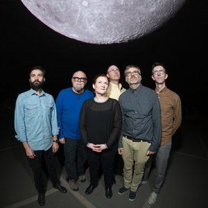 Lisa Mezzacappa Six plays Cosmicomics