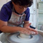 Clay, Ceramics + Pottery Camp / 5-14
