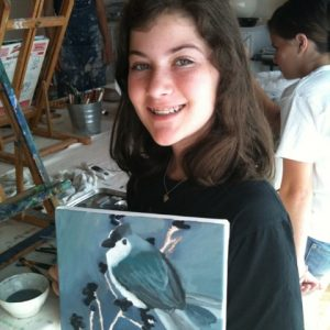 Fine Art Painting Camp / 10-15