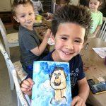 Summer Camp Art + Play / 3-6