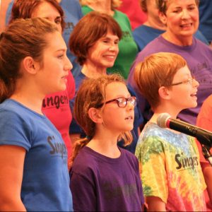 Joyful Sound Chorus - Registration