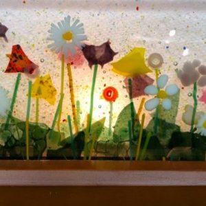 Wildflower Table Lamp Workshop