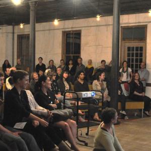 Artist Talk: Writers in Conversation
