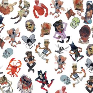 Martha Colburn: Animated Geometries