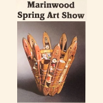 Marinwood Pop Up Art Show - Everyday Objects