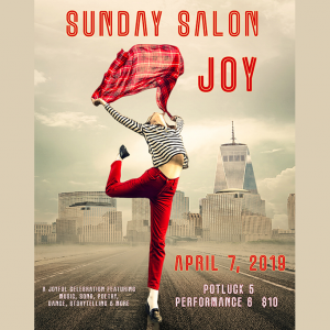 Sunday Salon: Joy