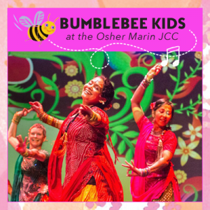 Bumblebee Kids - Dholrhythms Dance Company