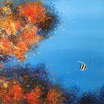 Marie Krajan - Deep Secrets Paintings