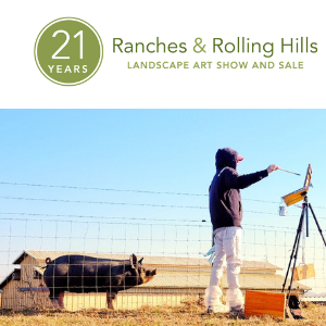 21st Ranches & Rolling Hills Landscape Art Show and Sale