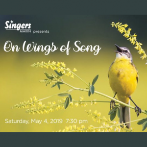 On Wings of Song - Women Chorus Spring Concert