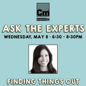 Ask the Experts: Finding Things Out