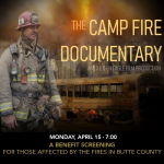 Campfire Benefit Encore Screening