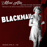 Mont Alto Motion Picture Orchestra - Blackmail