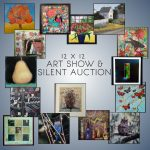 12 x 12 Art Show & Silent Auction