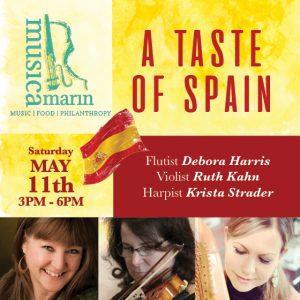 A Taste of Spain Concert Event