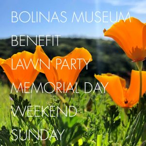 Bolinas Museum Benefit Lawn Party
