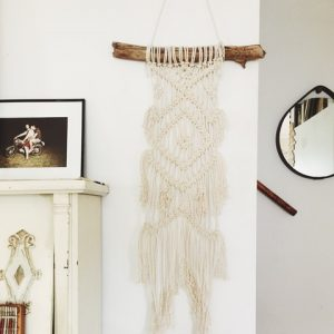 Create Your Own Wall Hanging: Macrame Workshop with Emily Katz